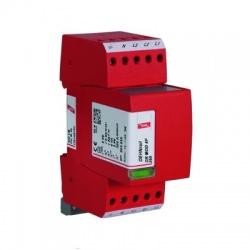 DR M 4P 255 FM modulárny zvodič prepätia