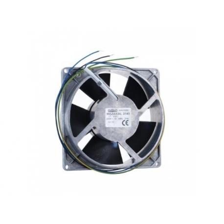 Mezaxial ventilator