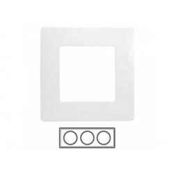 3-rámik, biely, 665003