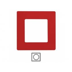1-rámik, červený, 665021