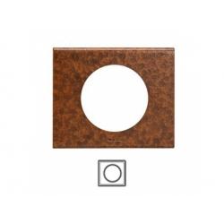 1-rámik, železo zoxidované