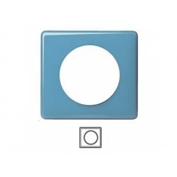 1-rámik, lesklá modrá