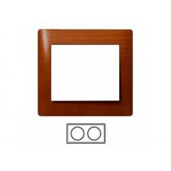 2-rámik, drevo čerešňa