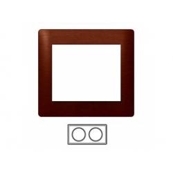 2-rámik, drevo mahagón 771982