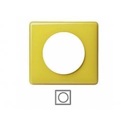 1-rámik, žltozelená
