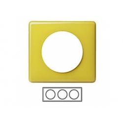 3-rámik, žltozelená