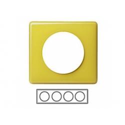 4-rámik, žltozelená