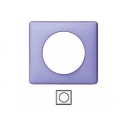 1-rámik, fialová matná