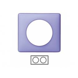2-rámik, fialová matná