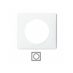 1-rámik, biela matná