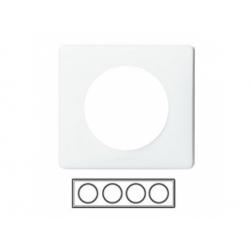 4-rámik, biela neutrálna