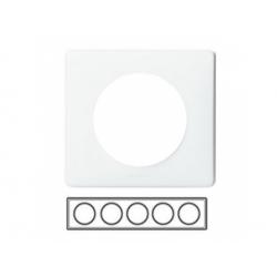 5-rámik, biela neutrálna