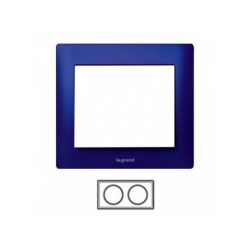 2-rámik, kov modrý 771912