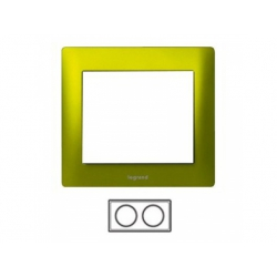 2-rámik, kov zelený 771922