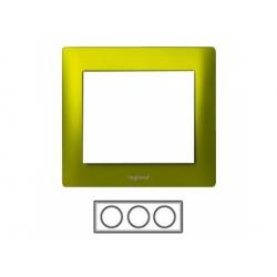 3-rámik, kov zelený 771923