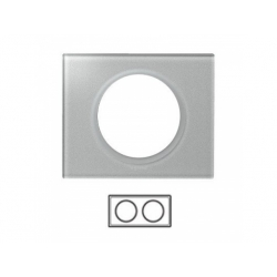 2-rámik, sklo titánové