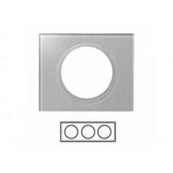 3-rámik, sklo titánové