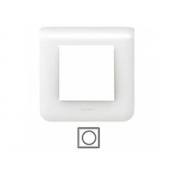 1-rámik, biely 78802