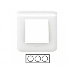 3-rámik, biely 78806