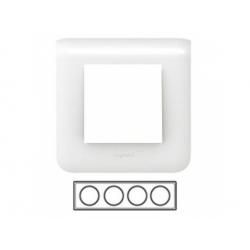 4-rámik, biely 78808
