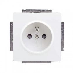5518G-A02359 B1 zásuvka IP40, biela