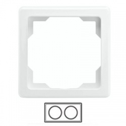 2-rámik, biely, 3901G-A00020 B1