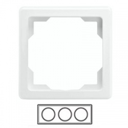 3-rámik, biely, 3901G-A00030 B1