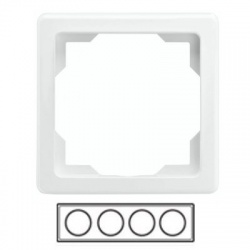 4-rámik, biely, 3901G-A00040 B1