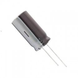 E105 680uF/35V THT, 105°C, kondenzátor elyt
