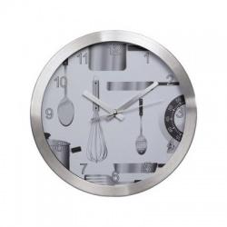 AG-300 kuchynské nástenné hodiny, tichý chod