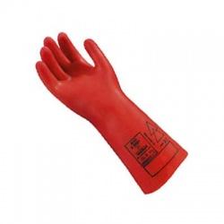 Dielektrické rukavice VDE č.10