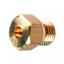 Tryska horáku propán-bután, priemer otvoru trysky 0,95mm, M6x1