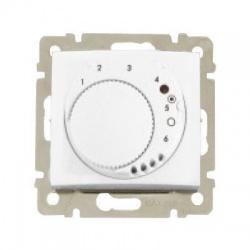 770091 Valena termostat pre podlahové vykurovanie, biely