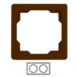 2-rámik, hnedý, 3901G-A00020 H1