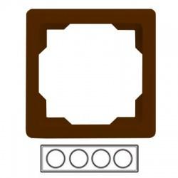 4-rámik, hnedý, 3901G-A00040 H1