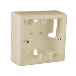 LE776131 Valena krabica malá, IP44, béžová
