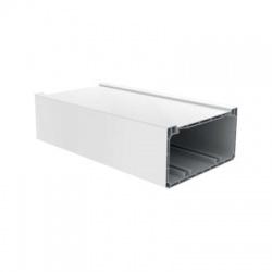 PK 140x70 D HD lišta parapetná, 2m, biela