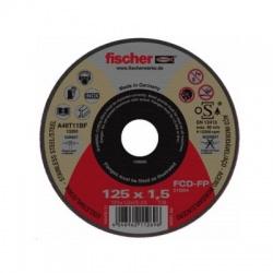FCD-FP kotúč rezný na oceľ a nerez 125x1,5x22,2mm