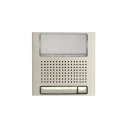 N1110/AL 1-tlačítkový modul