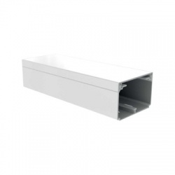 LH 60x40 HD lišta, biela, 2m