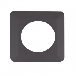 OSX-910 kryt pod vypínač, čierny