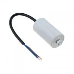 10uF/500VAC M8 kondenzátor motorový