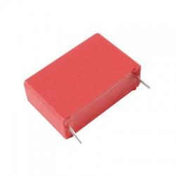 0,1uF/250V RM7,5 PE kondenzátor fóliový