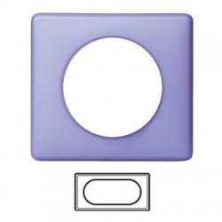 5-modulov, fialová matná