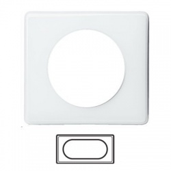 5-modulov, lesklá biela