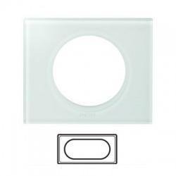 5-modulov, sklo biele