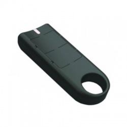 RF KEY/B čierna kľúčenka 4 tlačidlá (CR2032)