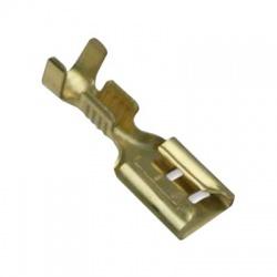 4,8x0,5mm, 0,5-1mm2, konektor plochý neizolovaný