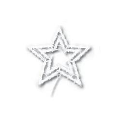 KID503 dekorácia do okna - hviezda