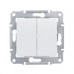 SDN0600121 vypínač č. 5B, biely